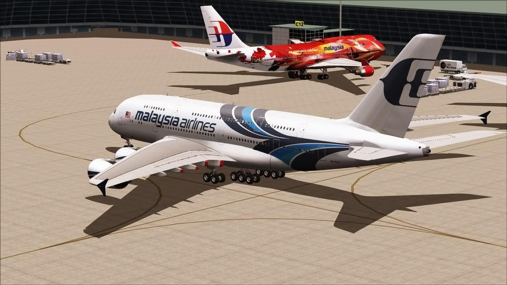 Londres - Kuala Lumpur com a Malaysia Airlines Mini--2012-jul-21-065