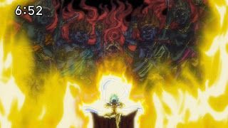 SaintSeiya Ω - Capítulo 37-¡El inamovible guardián! ¡El santo dorado de Virgo! SUBTITULADO 37-41