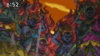 SaintSeiya Ω - Capítulo 37-¡El inamovible guardián! ¡El santo dorado de Virgo! SUBTITULADO 37-43
