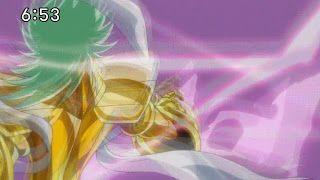 SaintSeiya Ω - Capítulo 37-¡El inamovible guardián! ¡El santo dorado de Virgo! SUBTITULADO 37-49