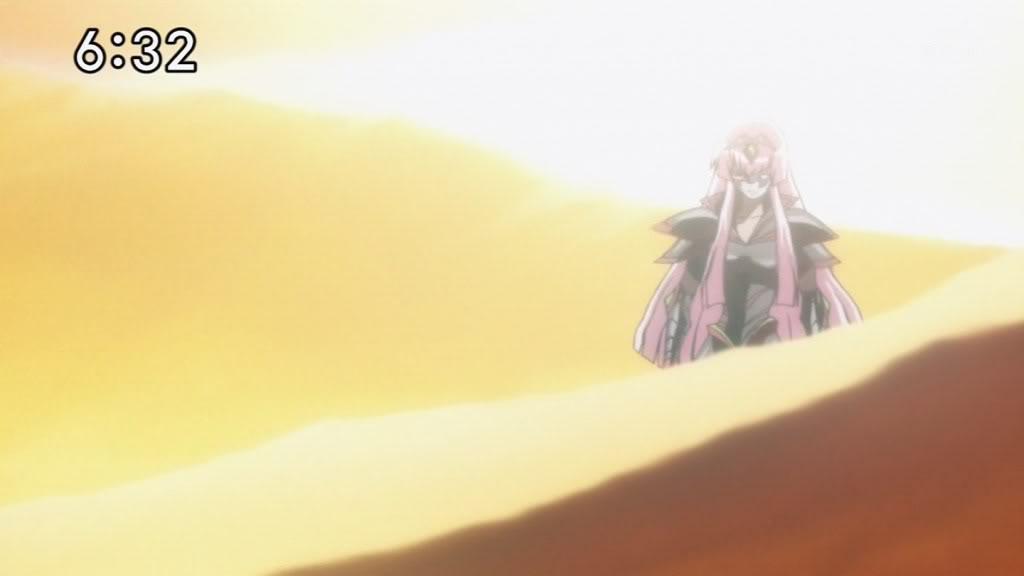 SaintSeiya Ω - Capítulo 40 - ¡La determinación de Sonia! ¡Rompe la cadena del destino! SUBTITULADO 403