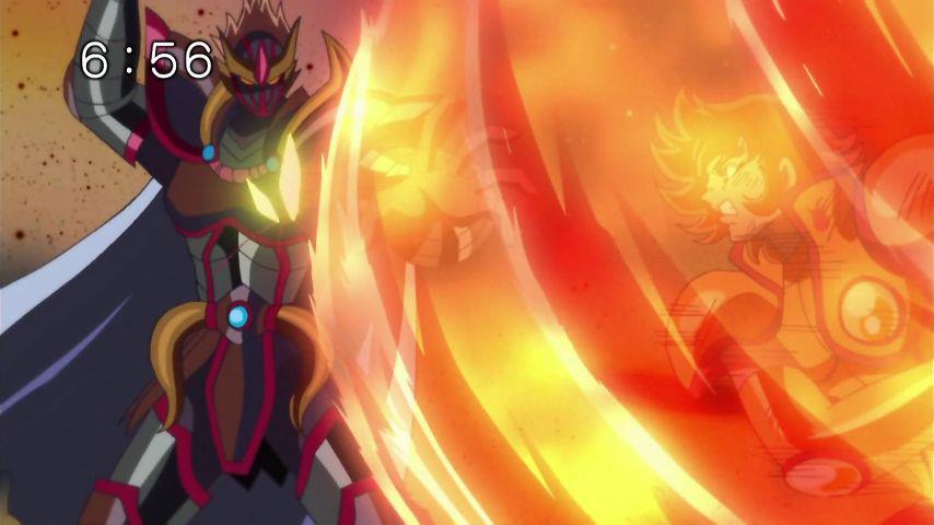 SaintSeiya Ω - Capítulo 42 - ¡El caballero dorado traidor! ¡Ionia vs Koga! 4222