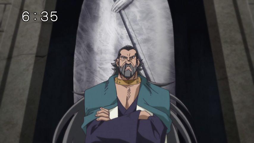 SaintSeiya Ω - Capítulo 42 - ¡El caballero dorado traidor! ¡Ionia vs Koga! 425