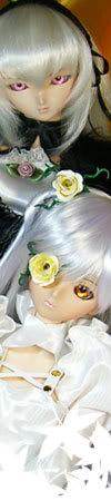 Rozen Maiden BJD's por la casa Volks Doll_op