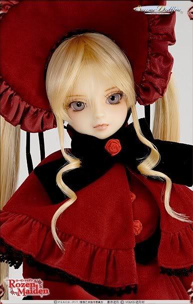 Rozen Maiden Oficial dollfies Volks Shinku_02-1