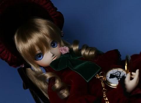 Rozen Maiden BJD's por la casa Volks Shinku_02