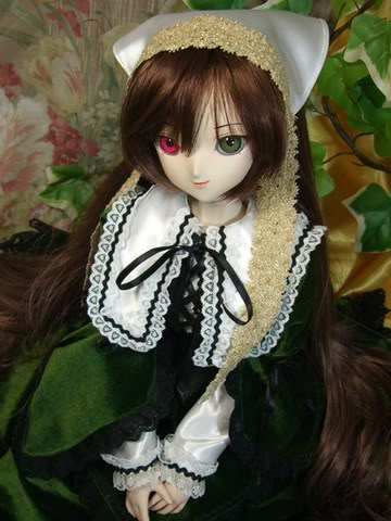 Rozen Maiden BJD's por la casa Volks Suisei_01