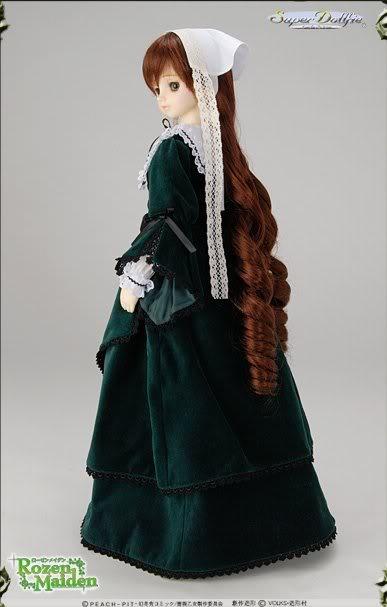 Rozen Maiden Oficial dollfies Volks Suisei_03-1