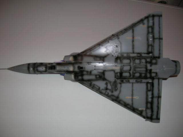 Mirage 2000C, ESCI 1:48 DSCN5041_M2kC_ESCI
