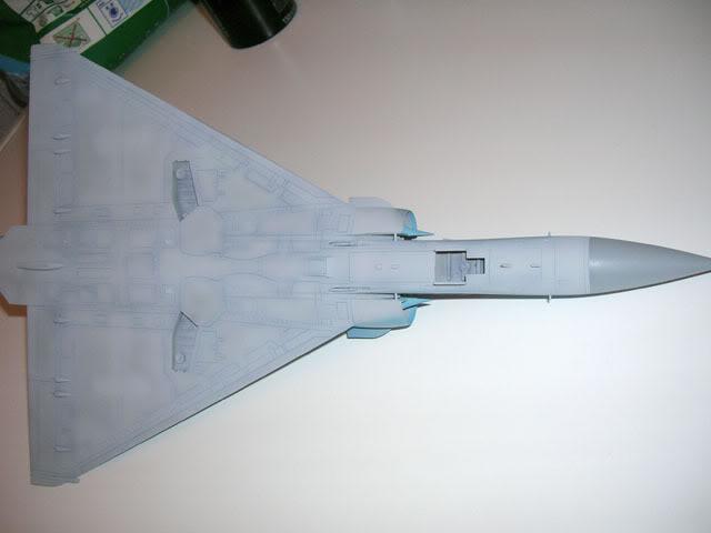 Mirage 2000C, ESCI 1:48 DSCN5098_M2kC_ESCI