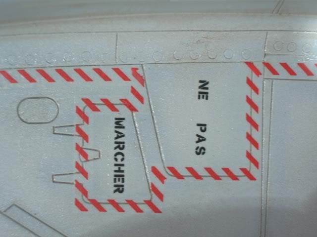 Mirage 2000C, ESCI 1:48 DSCN5207_M2kC_ESCI