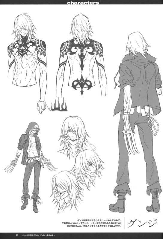 Character Profile: Kazuya Aiichiro 09f9ec77