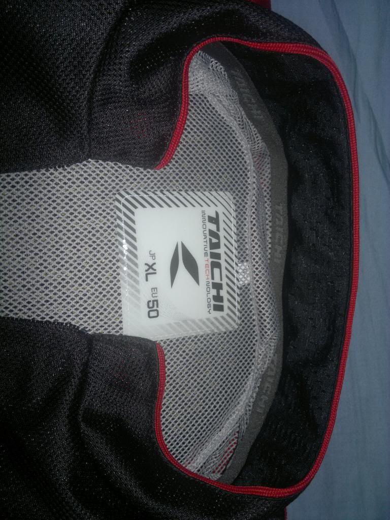 for sale: rs taichi riding jacket (XL SIZE) 2012-10-08-1277_zps27a1e534