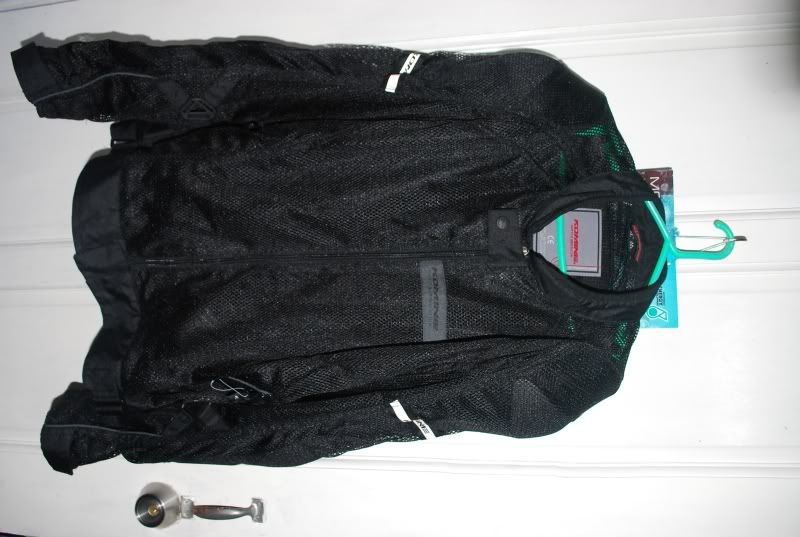 FOR SALE: KOMINE JACKET and DUHAN RIDING PANTS (XL SIZES) DSC_3199