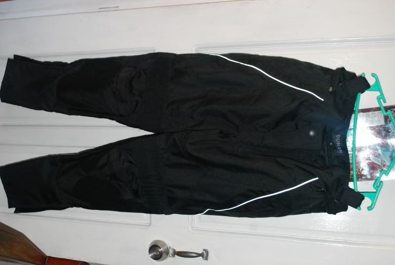 FOR SALE: KOMINE JACKET and DUHAN RIDING PANTS (XL SIZES) DSC_3206