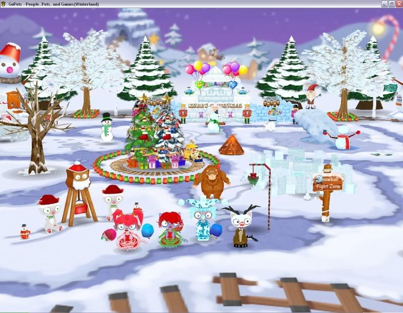 My Winterland :) Winterland1