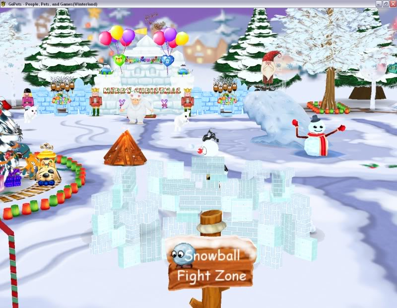 My Winterland :) Winterland16