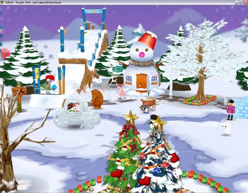 My Winterland :) Winterland3