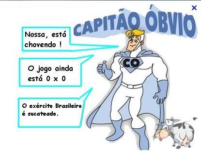 A situação militar brasileira Obvious