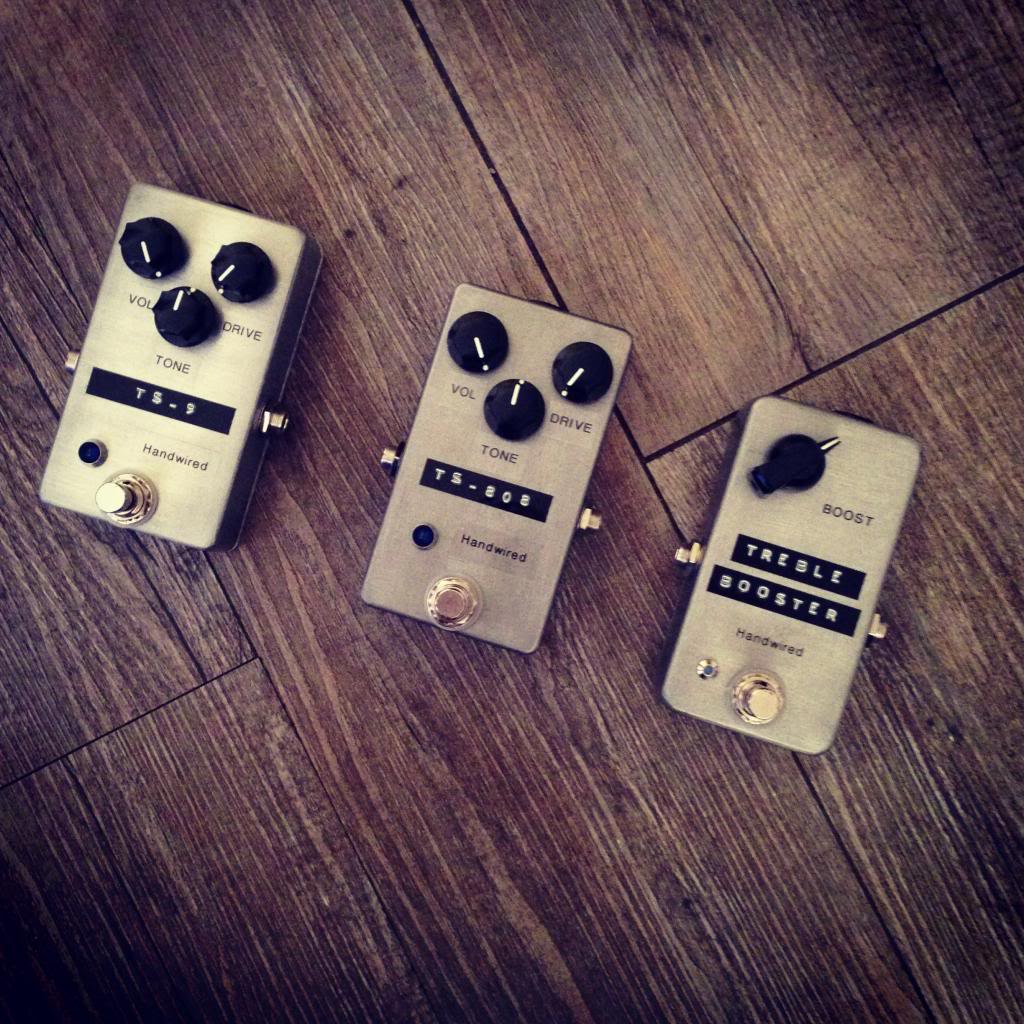 """Pedales """"Handwired"""" TS9, TS8 et Treble Booster IMG_2240_zps69a5b19a"""