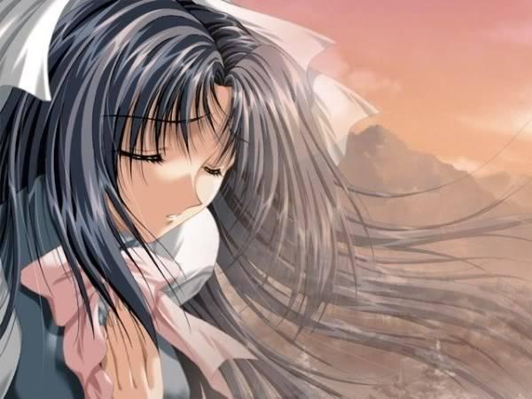 ღ عندما يخيم الحزن ع الانمي  ღ Animegirl-3