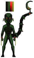Chameleon Twins. Spiderman: Ataxia  ScorpionSuit_zps25dd2766