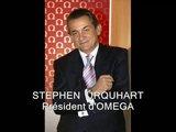 Interview de Stephen URQUHART Président d'OMEGA Th_Omegaextraitinterview