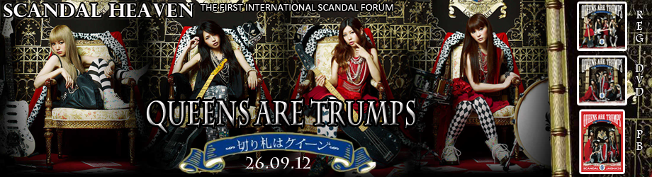 Queens are trumps Layout Banner Contest SH_banner