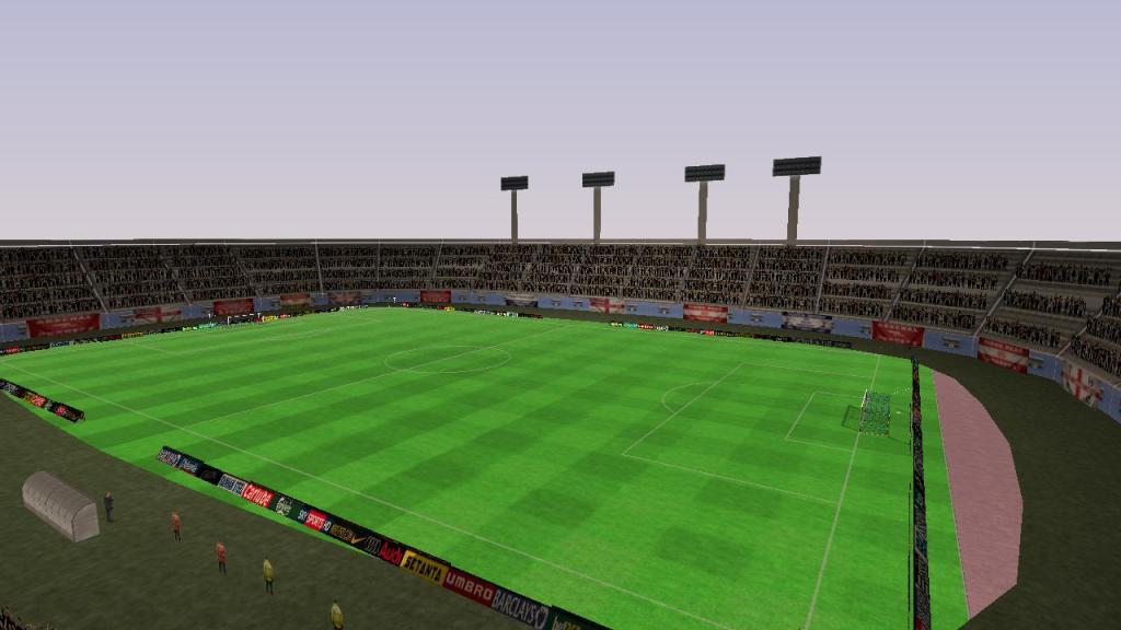Estadios Mexicanos para fifa07 AlfonsoLastras