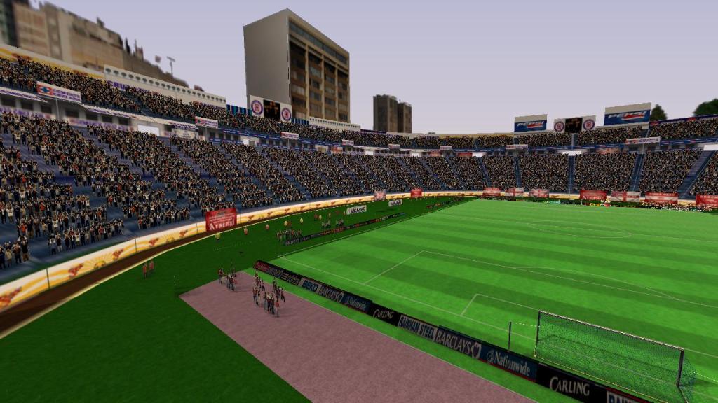 Estadios Mexicanos para fifa07 Azul