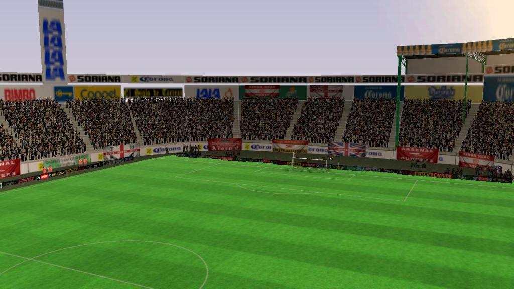Estadios Mexicanos para fifa07 Corona