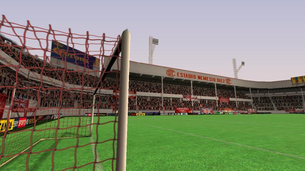 Estadios Mexicanos para fifa07 NemesioDiez