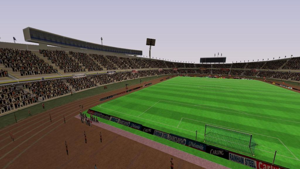 Estadios Mexicanos para fifa07 OlimpicoUniversitario