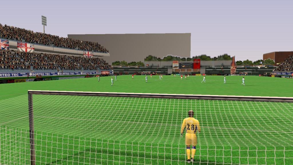 Estadios Mexicanos para fifa07 Technologico