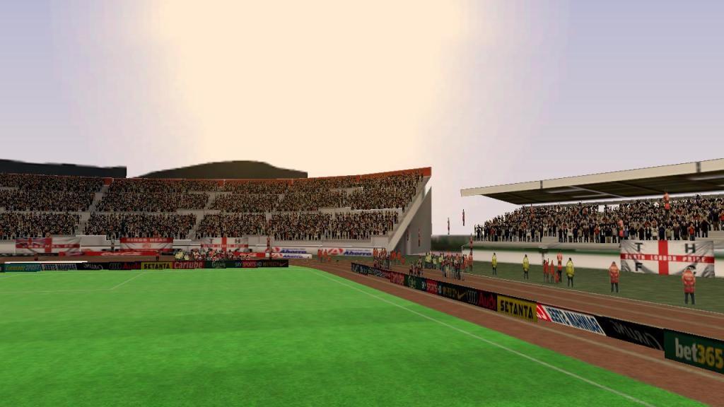 Estadios Mexicanos para fifa07 VictorManuelReyna