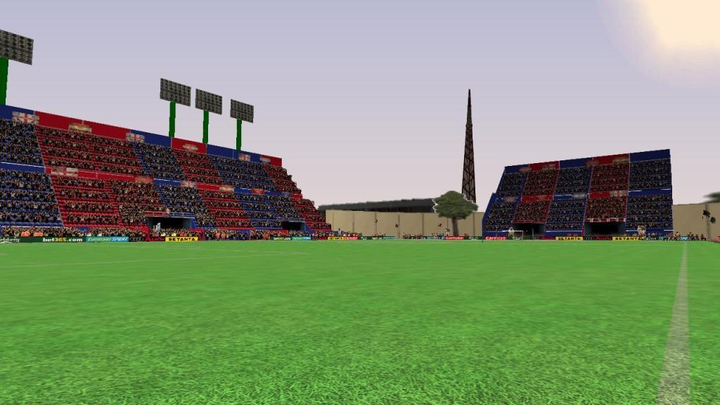 Estadios Mexicanos para fifa07 Atlante