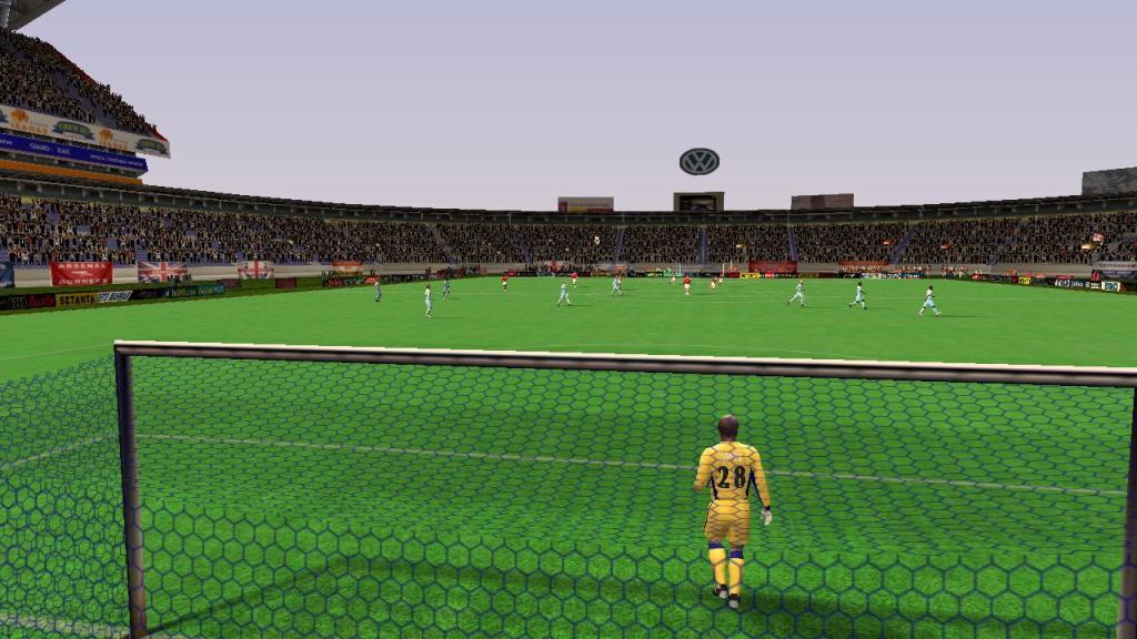 Estadios Mexicanos para fifa07 Cuahutehmoc