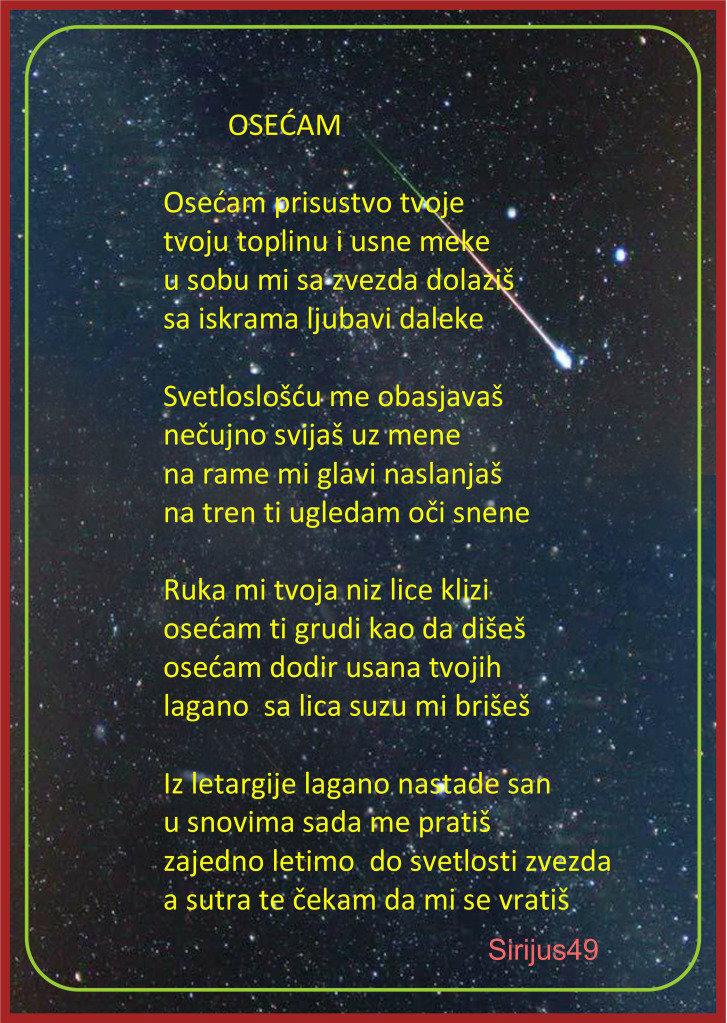 Poetski kutak -Lične pesme članova foruma! - Page 2 Zvezde