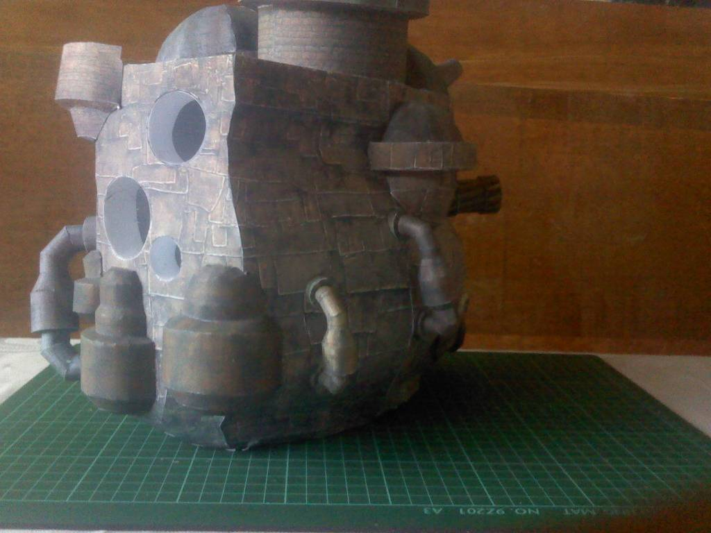 Nuevo Proyecto! Castillo Ambulante de Howl DSC0000276