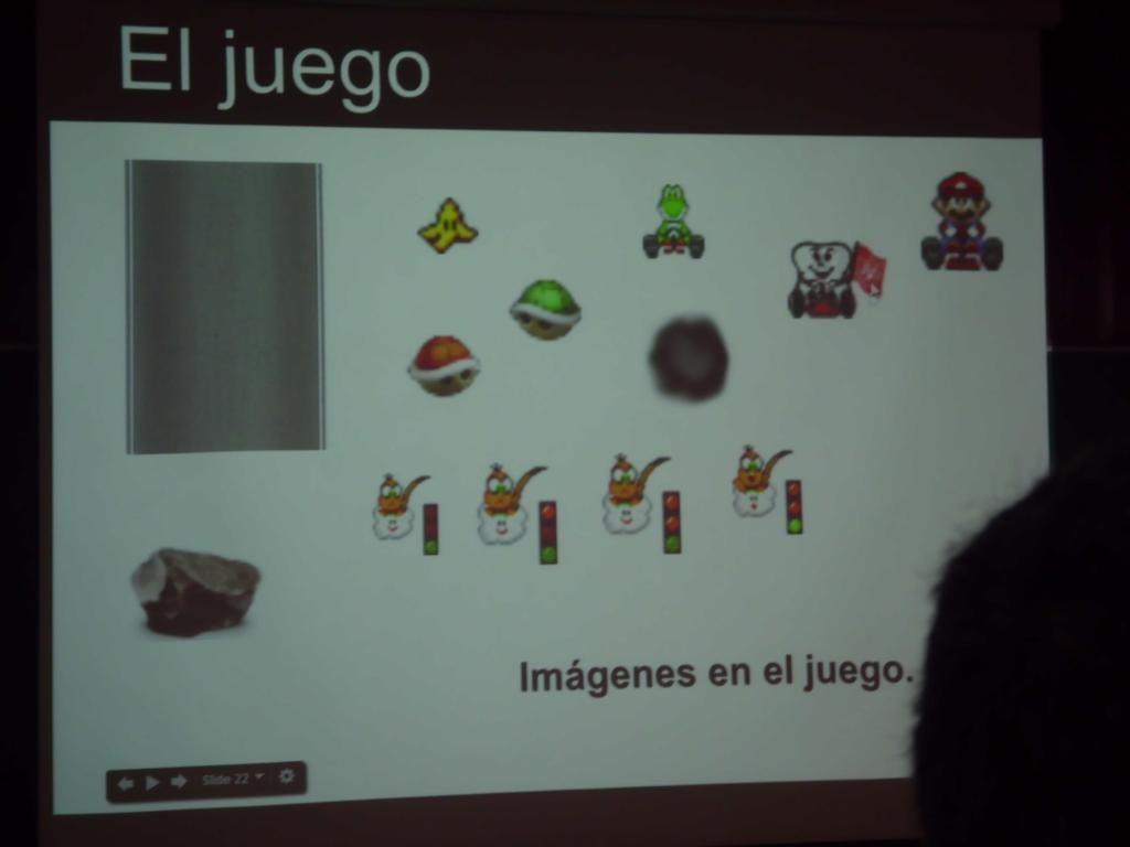 En la Segunda Reunion de la IGDA Perú 10