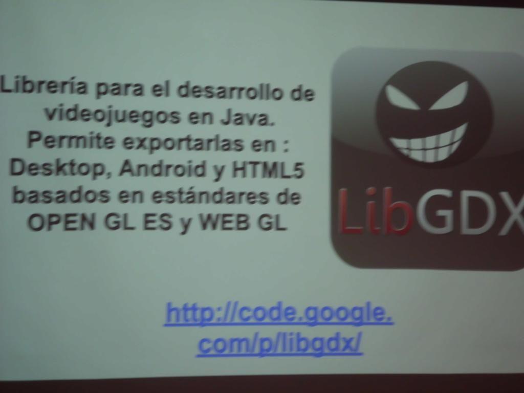 En la Segunda Reunion de la IGDA Perú 8