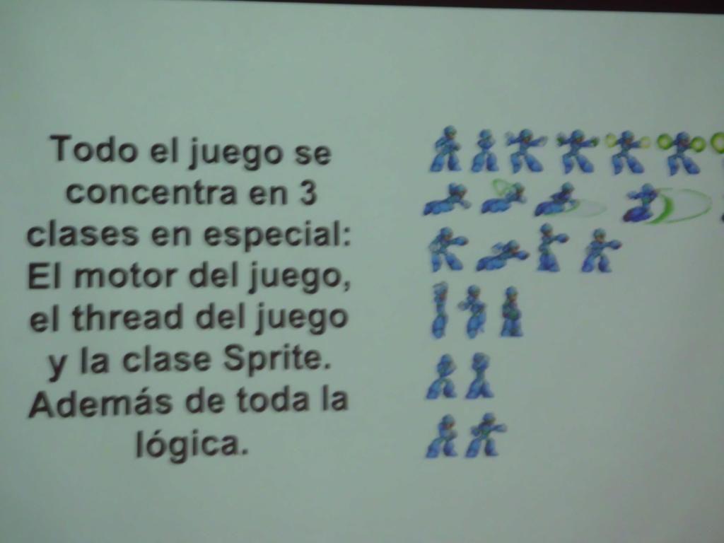 En la Segunda Reunion de la IGDA Perú 9