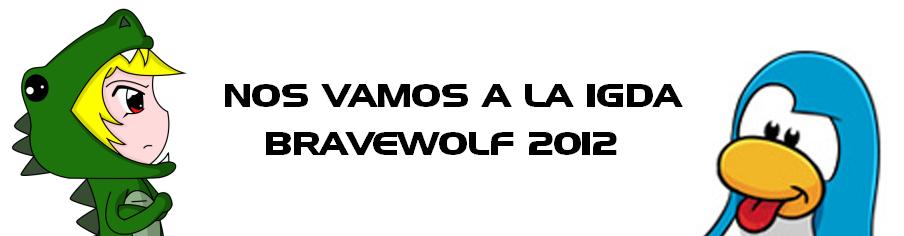 BraveWolf en la IGDA Perú IGDA