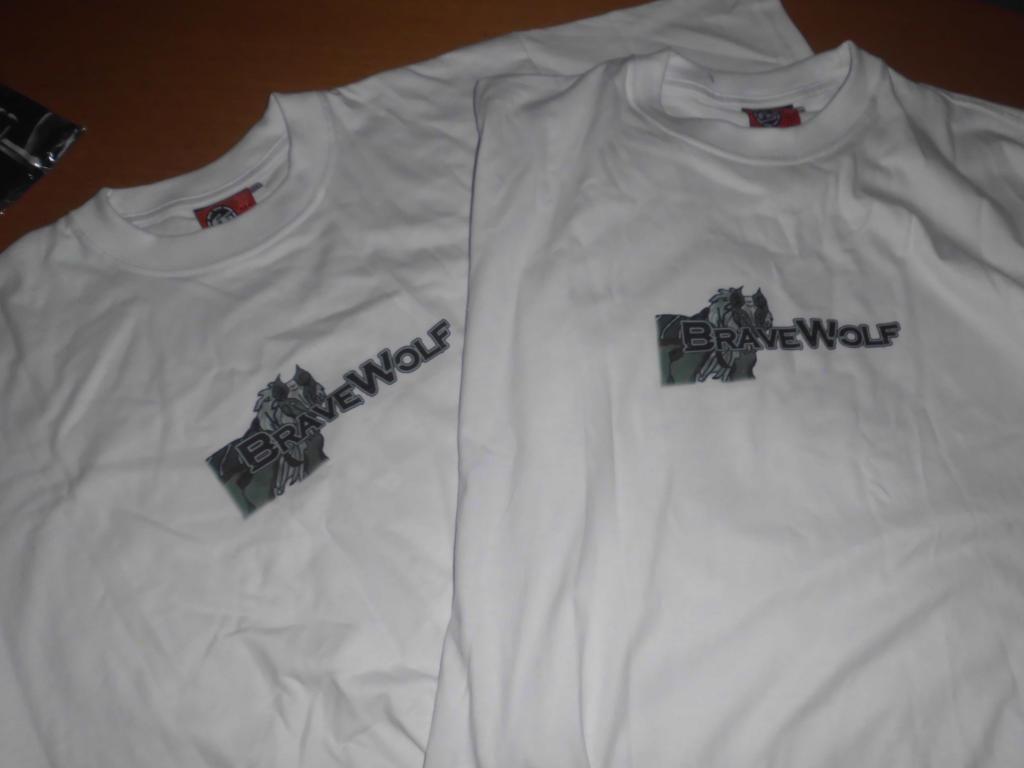 BraveWolf T-Shirts Polo1
