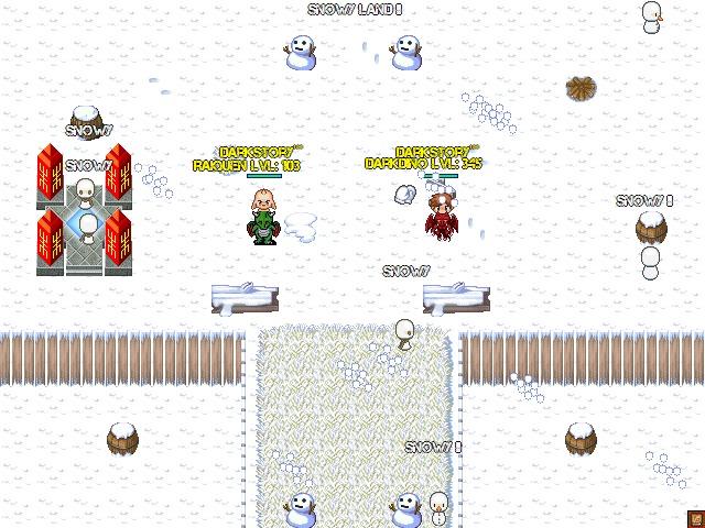 DarkStory Online 2D Actualizacion - b0.3 Screenshot_47