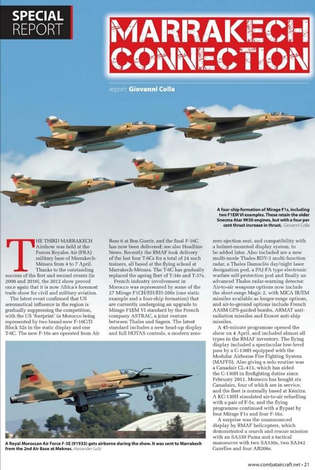 AeroExpo Marrakech 2012 / Marrakech Air Show 2012 - Page 5 6