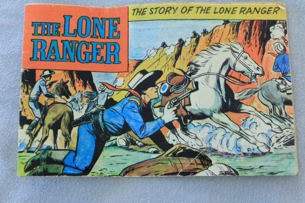 Lone ranger manuals 014-11
