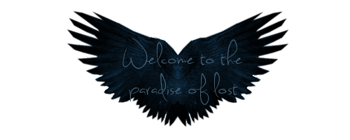 Welcome to the paradise of lost