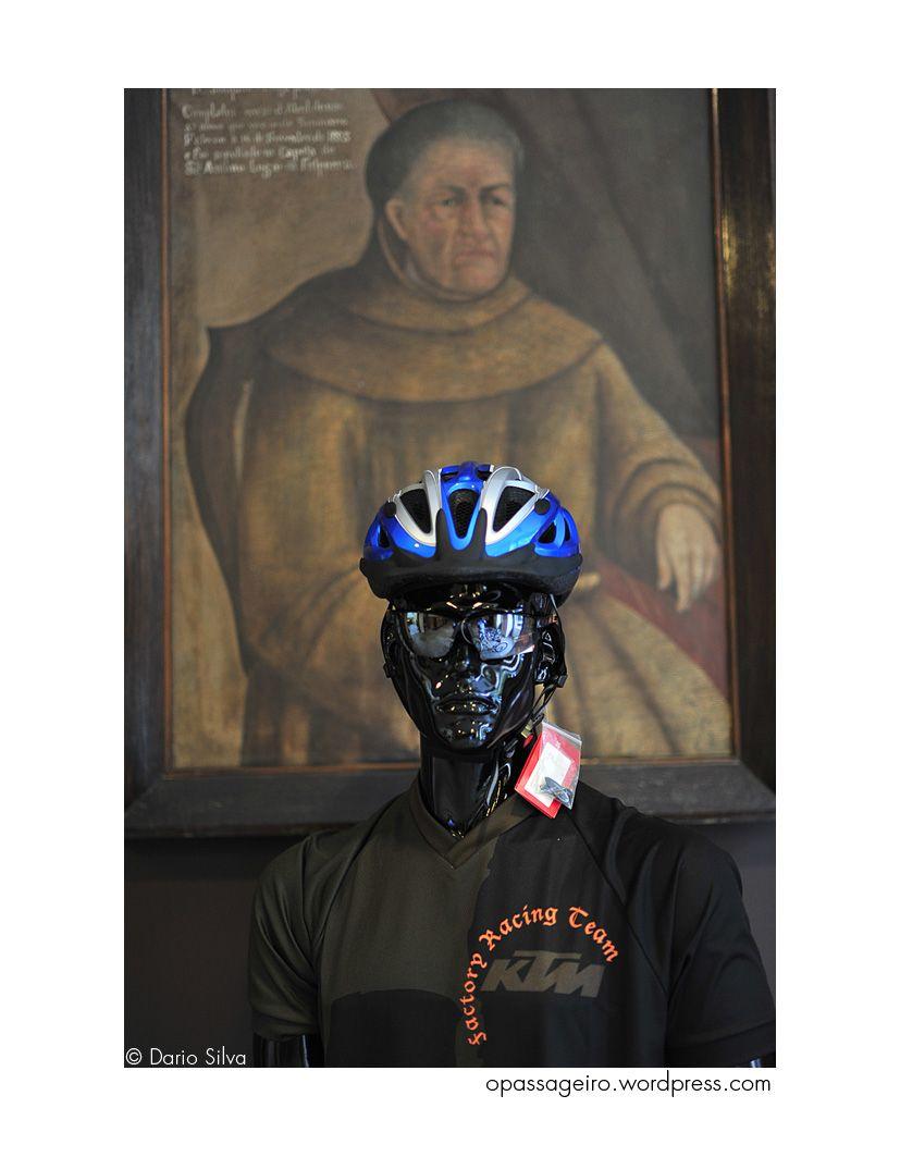 Alugam-se biclas… Bicicleta