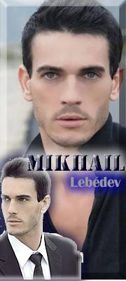 Mikhail Lebédev